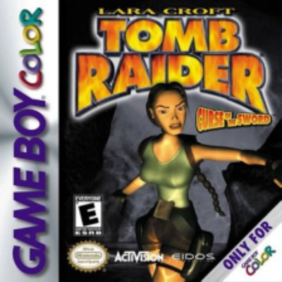Tomb Raider: Curse of the Sword Cover Art