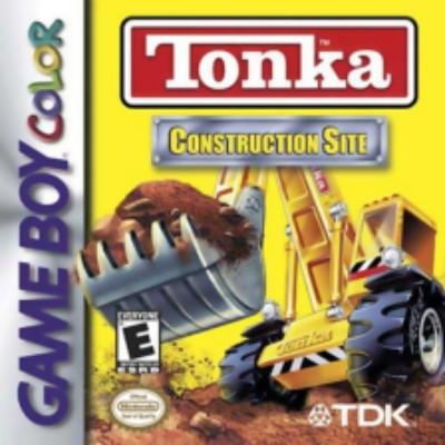 Tonka Construction Site Cover Art