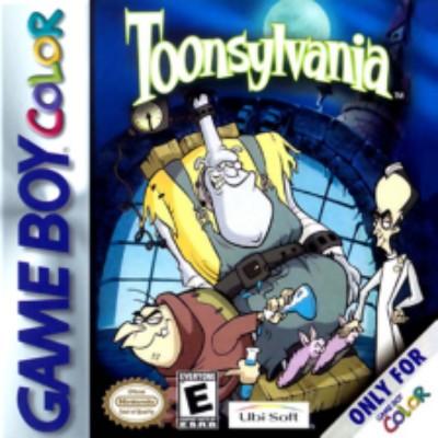 Toonsylvania Cover Art