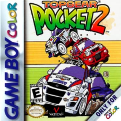 Top Gear Pocket 2 Cover Art