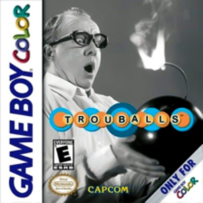 Trouballs Cover Art