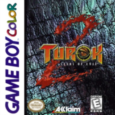 Turok 2: Seeds of Evil Cover Art