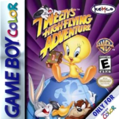 Tweety's High Flying Adventure Cover Art