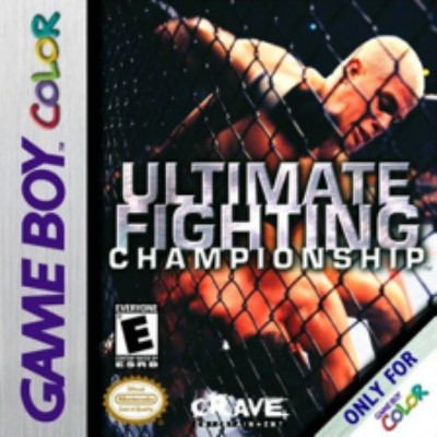 Ultimate Fighting Championship Cover Art