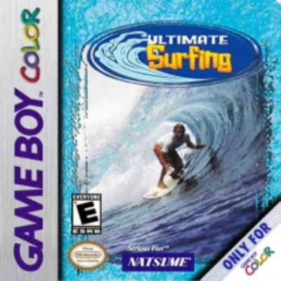 Ultimate Surfing Cover Art