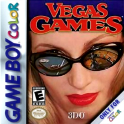 Vegas Games Cover Art