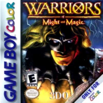 Warriors of Might & Magic Cover Art