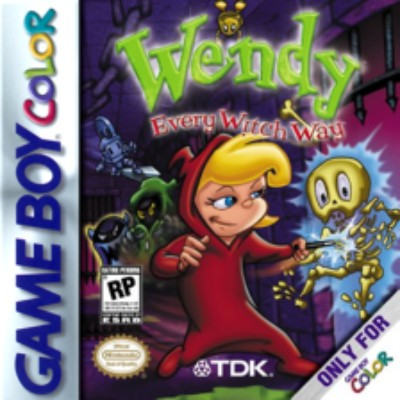 Wendy: Every Witch Way Cover Art