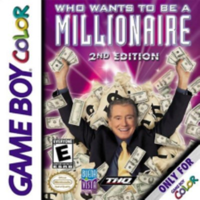 Who Wants to be a Millionaire 2nd Edition Cover Art