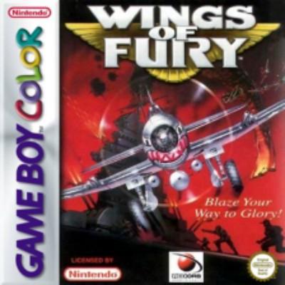 Wings of Fury Cover Art