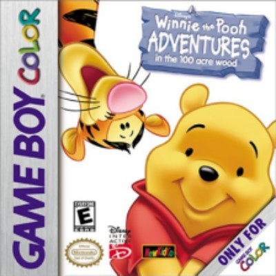 Winnie the Pooh: Adventures in the 100 Acre Woods Cover Art
