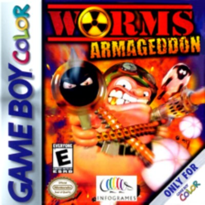 Worms Armageddon Cover Art