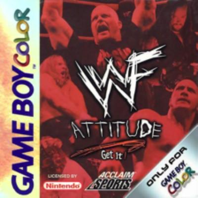 WWF Attitude Cover Art