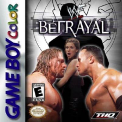 WWF Betrayal Cover Art
