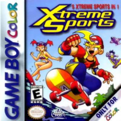 Xtreme Sports Cover Art