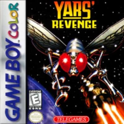 Yar's Revenge Cover Art