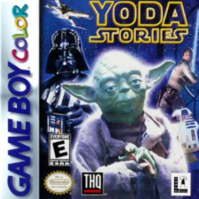 Star Wars: Yoda Stories Cover Art