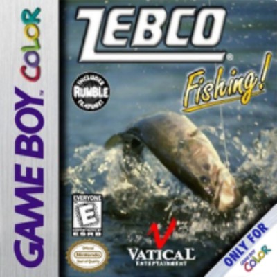 Zebco Fishing Cover Art