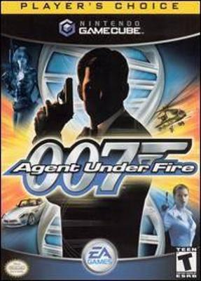 007: Agent Under Fire [Player's Choice] Cover Art