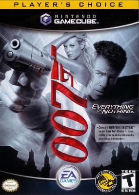 007: Everything or Nothing [Players Choice] Cover Art