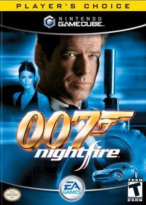 007: NightFire [Player's Choice] Cover Art