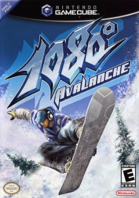 1080 Avalanche Cover Art