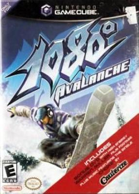 1080 Avalanche [w/ Bonus DVD] Cover Art