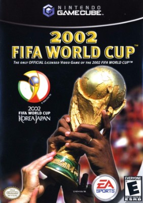 FIFA World Cup 2002 Cover Art
