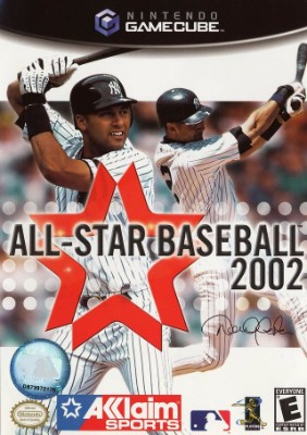 All-Star Baseball 2002 Cover Art