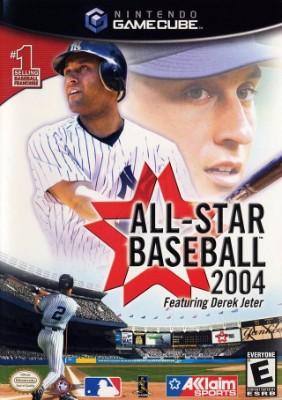 All-Star Baseball 2004 Cover Art