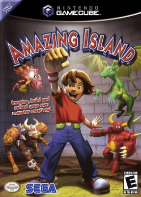Amazing Island Cover Art