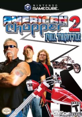 American Chopper 2: Full Throttle Cover Art
