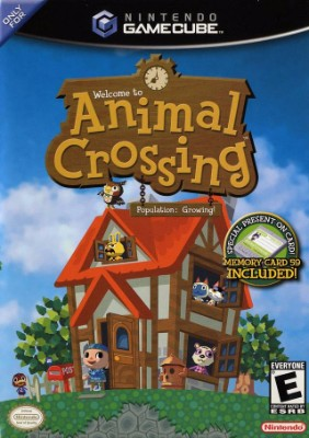 Animal Crossing Cover Art