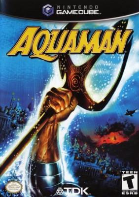 Aquaman: Battle for Atlantis Cover Art
