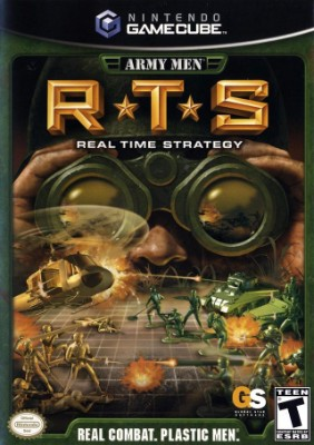 Army Men: RTS Cover Art