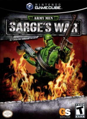 Army Men: Sarge's War Cover Art
