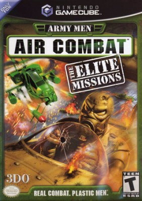 Army Men: Air Combat: The Elite Missions Cover Art