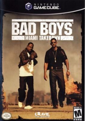 Bad Boys: Miami Takedown Cover Art