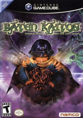Baten Kaitos: Eternal Wings and the Lost Ocean Cover Art