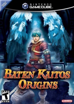 Baten Kaitos Origins Cover Art