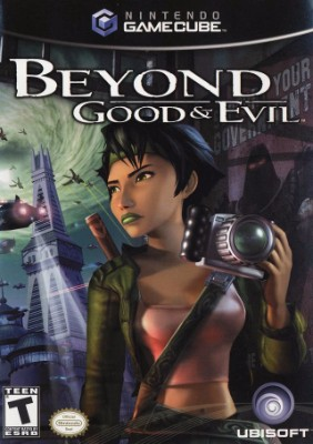 Beyond Good & Evil Cover Art