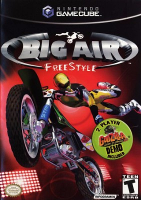 Big Air Freestyle Cover Art