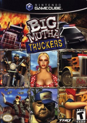 Big Mutha Truckers Cover Art