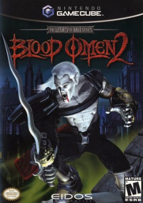 Blood Omen 2 Cover Art