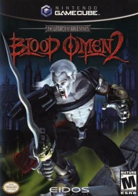 Blood Omen 2 Cover Art