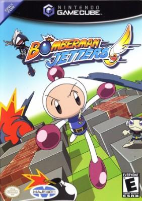 Bomberman Jetters Cover Art
