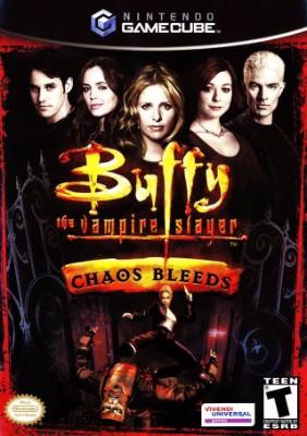 Buffy the Vampire Slayer: Chaos Bleeds Cover Art