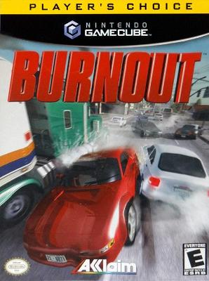 Burnout [Player's Choice] Cover Art
