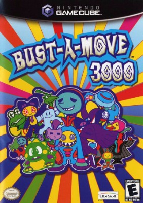 Bust-A-Move 3000 Cover Art