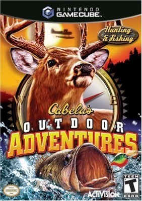 Cabela's Outdoor Adventures Cover Art